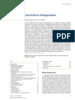 ANESTESICOS HALOGENADOS
