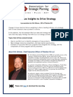 Win Loss Insights to Drive Strategy