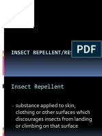 9 Insect Repellent