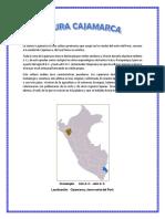 La Cultura Cajamarca