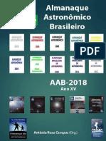 Almanaque Astronômico Brasileiro 2018