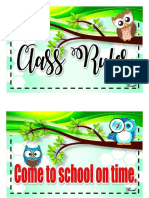 9 Class Rules.docx