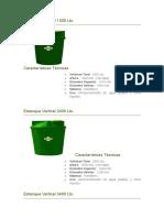 artefactos agua potable.doc