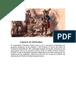 Captura de Atahualpa