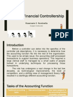 Financial Controllership