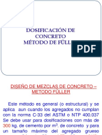 18. Diseño de Mezclas-Método Fuller
