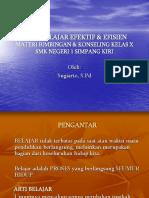 Handout-cara-belajar Efisien PPT Sugiarto Kls B
