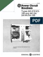 Renewal Parts GEF-4396 Generic