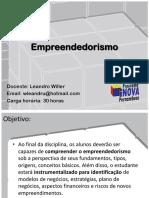 INOVA - Empreendedorismo - AULA I