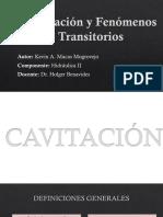 Cavitación y Fenómenos Transitorios.pptx