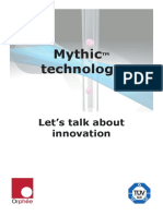 Mythic Technology