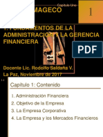 Fundamentos administracion financiera