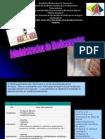 ADMINISTRACION MEDICAMENTOD