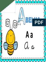 Alfabeto e Silabário fofinho
