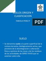 SUELOS CLASIFICACION