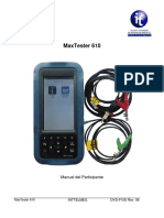 MaxTester 61000
