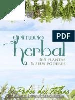 eBook Grimorio Herbal