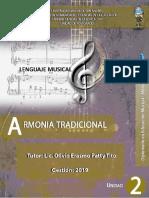 Dossier de Armonia Tradicional
