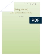 Native Plant Brochure