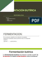 Ejemplos de Microorganismos Que Realizan Fermentacion Butirica