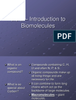 2.3   biomolecules.ppt