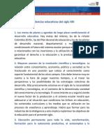 Lectura Complementaria 2 - Módulo 2 - Tendencias Educativas Del Siglo XXI