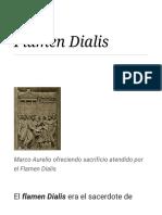 Flamen Dialis - Wikipedia, la enciclopedia libre.pdf