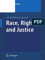 race, right and justice