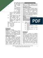 Economy Prelim Test-10 10th Feb