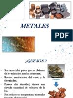 Materiales (Cobre)
