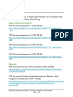 Diagnosing the Financial Health of a Business (FinHlth)_FurtherReadings ALL MODULES.pdf