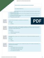 Evaluación Final Del Curso Administrando Información Con Microsoft Excel