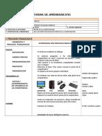 SESION  APRENDIZAJE  PARTE DE LA COMPUTADORA.docx
