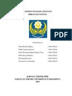 Laporan Kuliah Lapangan Rekaya Pantai Kelompok 2 Reg B