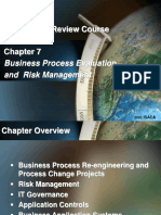 Business Process Evaluation & Risk Management