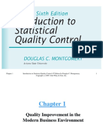 CH1 Quality Improvement in the Modern Business Environment