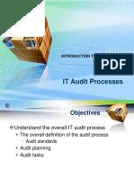 IT Audit Processes