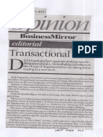 Business Mirror, July 9, 2019, Transactional.pdf