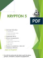 Capacitación Krypton 5 [Recuperado].pptx