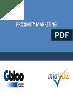 Presentación_Proximity Marketing_v.1 Octubre 2008