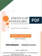 POETICS OF FOLKLORE.pptx