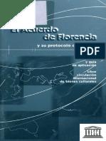 ACUERDO DE FLORENCIA