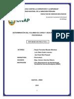 PDF Carga Volumen Informe n 2 de Piscicultura