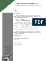 Demand Letter Atty Earleen