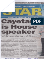 Philippine Star, July 9, 2019, Cayeta is House speaker 15-21 term sharing with Velasco.pdf
