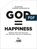 GOD =  HAPPINESS