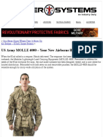 US Army MOLLE 4000 - Your New Airborne Ruck - Soldier Systems Daily