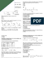 ICFES química 2003