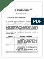 Informe Tecnico Redes de Gases Medicinales Neiva