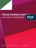 Foehn Cloud Contact Centre Success Strategies Wp
